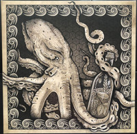 HUMULUS   - The Deep(Psych-stoner power trio) CD