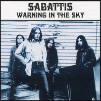 SABATTIS   -WARNING IN THE SKY(1970 hard rock masterpiece) CD
