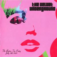 VELVET UNDERGROUND - BOSTON TEA PARTY JULY 11, 1969 (2CD)-  CD