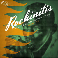 ROCKINITIS, VOL. 3  -Electric Blues From The Rock'N'Roll Era-  COMP LP
