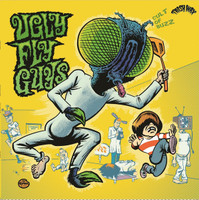 UGLY FLY GUYS   -CULT OF BUZZ -Mummies, Mudhoney ,Phantom Chords style) LP