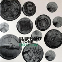 ELEPHANT STONE -HOLLOW (Canadian psych-pop)CD