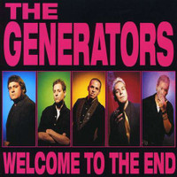 GENERATORS - Welcome to the End (1997 L.A punkers )CD