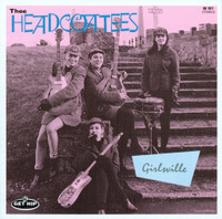 HEADCOATS, THEE  - GIRLSVILLE (Medway sound Garage-Rock at its finest!)  -  CD