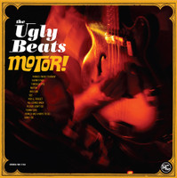 UGLY BEATS  - Motor! (British Invasion-era garage rock style)  CD