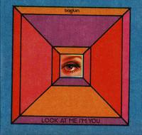 BALDUIN   -LOOK AT ME I'M YOU  (PSYCH POP ALA Beatles, Beach Boys, early ELO)   LP