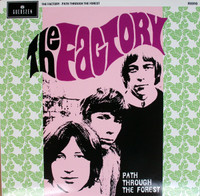 FACTORY  - Path Thru the Forest (60s freakbeat legends) LP