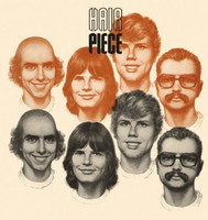 HAIR  -Piece(hard-psych rock) 180gram DOUBLE LP