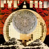 PYRAMID   - ST (SPACEY KRAUTROCK)-  LP