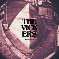 VICKERS  - Ghosts(late '60s/early '70s psych style)  LP