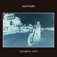 WOLFGANG   -Eliminate Hate (1970 TEXAS PSYCH)  LP