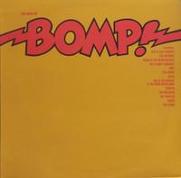 THE BEST OF BOMP   -German co-release 1979 ORIG PRESSING -COMP LP