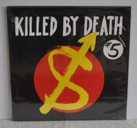 KILLED BY DEATH Vol 5  Raw Rare Punk Rock 77-82-  COMP CD