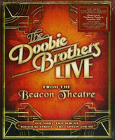 DOOBIE BROTHERS- LIVE from the Beacon Theatre -DVD BLUE RAY