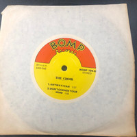 CHOIR  - 5 SONG EP BOMP 104 ORIG PRESS- POWERPOP- 45 RPM