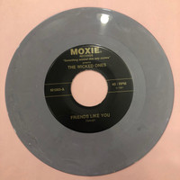 WICKED ONES  -Friends Like You- 1991 ORIG PRESSING(Surf Trio/MIRACLE WORKERS) -45 RPM