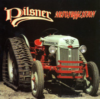 PILSNER   -AUTOSUGGESTION (Iggy,Ramones,Thunders style!)  CD