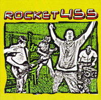 ROCKET 455   -GO TO HELL (Detroit rock and roll Iggy style) CD