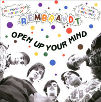 OPEN UP YOUR MIND  - The Psych Pop World of Rembrandt Records  1966-1967- COMP CD
