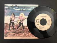B GIRLS   -FUn at the Beach (BOMP/LINE) ORIG PRESSING 1979-  45 RPM