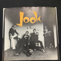 JOOK   -Jook Rule O.K.  ORIG 1978  PRESSING -  45 RPM