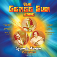 GLASS SUN BAND   - Cyclonic Review (garage-fuzz classic 64-72)   LP