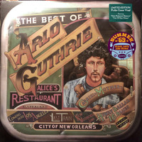 GUTHRIE ,ARLO - LTD ed pickle green vinyl (Rhino Summer Of '69 )  LP
