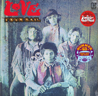 LOVE- Four Sail   (Rhino Summer Of '69 )  LP