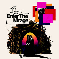 SONIC DAWN   - ENTER THE MIRAGE (raw stoner psych)  LP