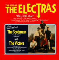 ELECTRAS   - BEST OF ELECTRAS / SCOTSMEN / VICTORS (60s garage)  LP