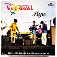 FLOWERZ  -FLYTE (for Mid-60s garage fanatics!)  LP