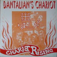 DANTALIAN'S CHARIOT  -CHARIOT RISING (Legendary 1967 British ACID-ROCKERS) CD