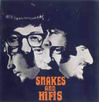 HI-FI'S  -SNAKES AND HI-FI'S(60s Beat rarity)  CD