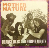 MOTHER NATURE  -ORANGE DAYS AND PURPLE NIGHTS (exquisite 60s  baroque-pop/psych-folk)  CD