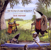 SHEPHERD, ALFIE  -THE WIND IN THE WILLOWS (Magnificent, previously unreleased English psych pop concept 1969)  CD