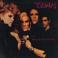 CRAMPS  -SONGS THE LORD TAUGHT US (DELUXE VERSION)  LP