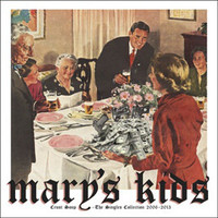 MARY'S KIDS  -CRUST SOUP: THE SINGLES COLLECTION 2006-2013 (Sweden's female fronted punk rock sensations!) LP