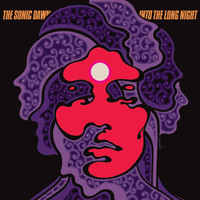 SONIC DAWN (MARBLED)INTO THE LONG NIGHT (Danish acid psych) LP