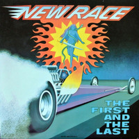 NEW RACE  - The First and the Last- GARY GRIMSHAW COVER!    CD