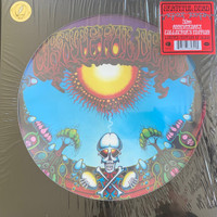 GRATEFUL DEAD  - PIC DISC!  50TH ANNIVERSARY COLLECTORS  LTD EDITION  Reissue, Remastered, 1971 Remix  LP