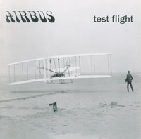 AIRBUS   -TEST FLIGHT (70s  Brit pop)  CD