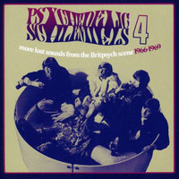 PSYCHEDELIC SCHLEMIELS  -VOL.4 (More Lost Sounds From The Britpsych Scene 1966-1969)   COMP CD