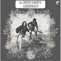 PERTH COUNTY CONSPIRACY  -ST( UK Obscure 70s psych folk) LP