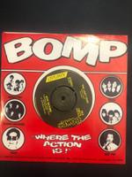 BATORS, STIV  #5-  It's Cold Outside  LONDON PRESSING in GENERIC BOMP SLV   45 RPM