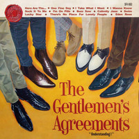 GENTLEMEN'S AGREEMENTS   -UNDERSTANDING (60s freakbeat style) CD