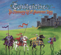 CONSTANTINE  -In Memory Of A Summer Day (70s psych folk DOnovan style) LP
