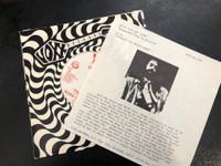SS 20 / SKY SAXON  - Paradise/ Born to Be Wild in VOXX SLV - ORIG PRESSING  1986 W INSERT -  45 RPM