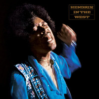 JIMI HENDRIX - In the West  -CD