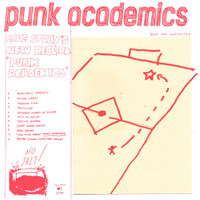 CAVE STORY  - PUNK ACADEMICS (Portuguese post punk)  CD