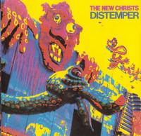 NEW CHRISTS  -DISTEMPER(members of Radio Birdman, Beasts Of Bourbon,Barracudas,Celibate Rifles)   CD